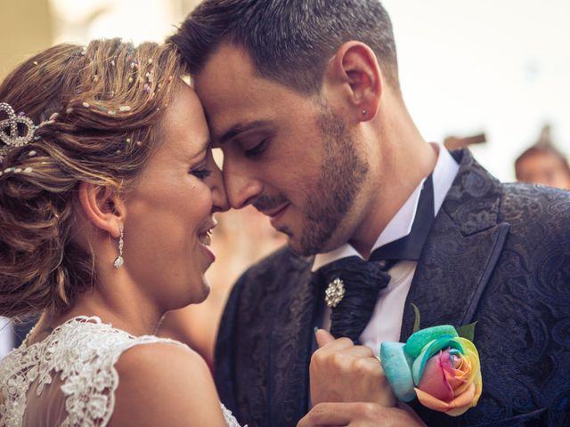 La boda de Grego y Azahara en Granada, Granada 16