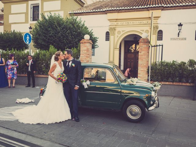 La boda de Grego y Azahara en Granada, Granada 17