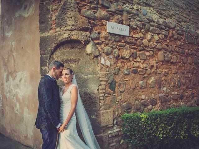 La boda de Grego y Azahara en Granada, Granada 20