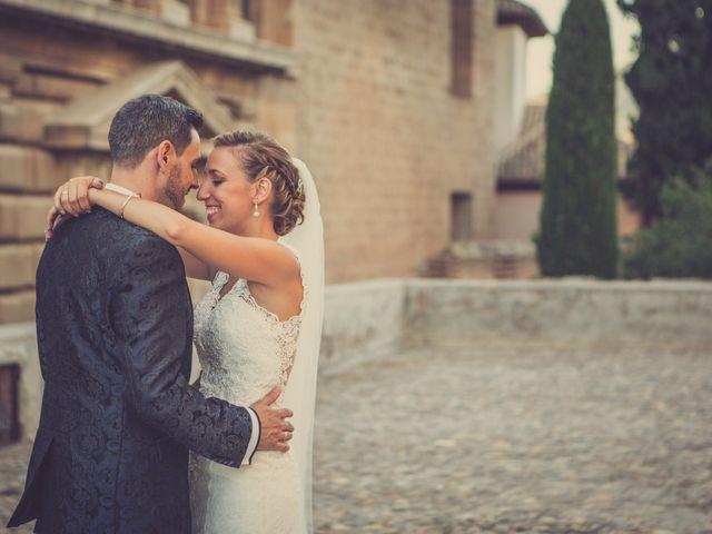 La boda de Grego y Azahara en Granada, Granada 25
