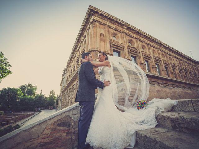 La boda de Grego y Azahara en Granada, Granada 26