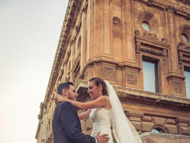 La boda de Grego y Azahara en Granada, Granada 27