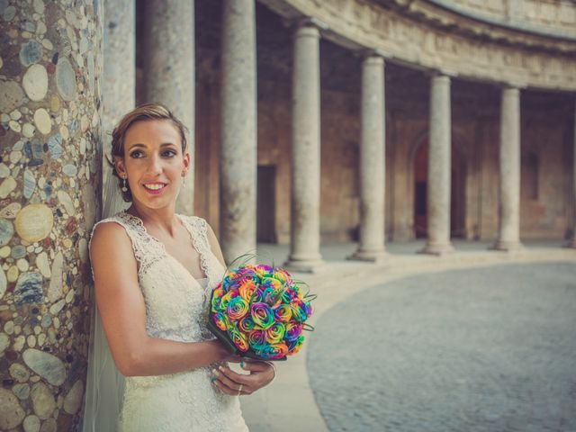 La boda de Grego y Azahara en Granada, Granada 29