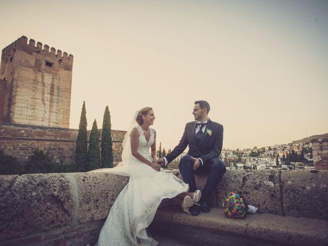 La boda de Grego y Azahara en Granada, Granada 30