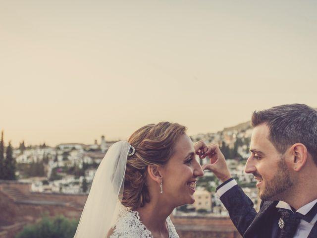 La boda de Grego y Azahara en Granada, Granada 2