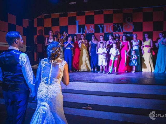 La boda de Grego y Azahara en Granada, Granada 34