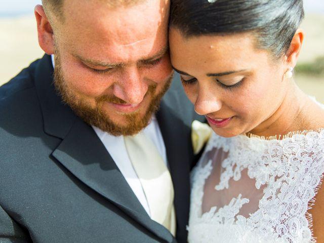 La boda de Jorge y Raquel en Telde, Las Palmas 7