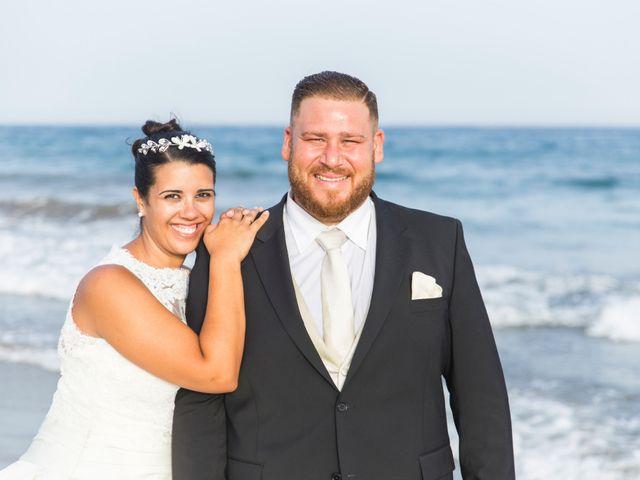 La boda de Jorge y Raquel en Telde, Las Palmas 1