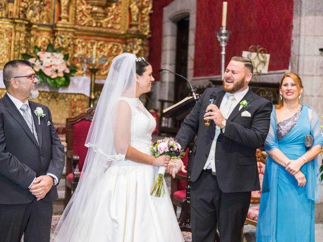 La boda de Jorge y Raquel en Telde, Las Palmas 12