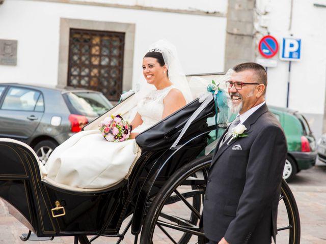 La boda de Jorge y Raquel en Telde, Las Palmas 14
