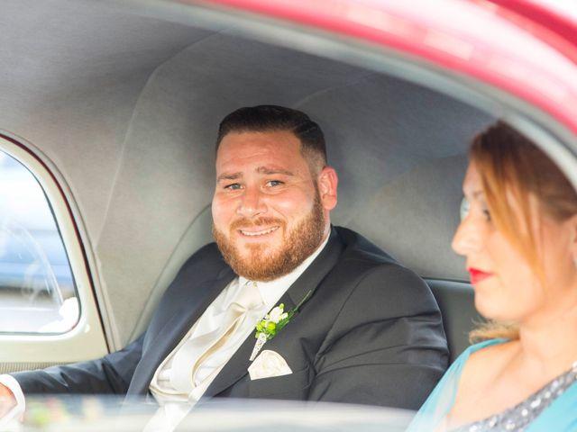 La boda de Jorge y Raquel en Telde, Las Palmas 15