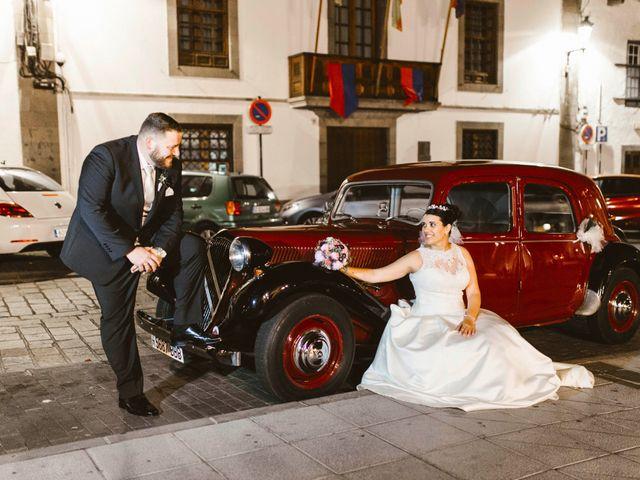 La boda de Jorge y Raquel en Telde, Las Palmas 16