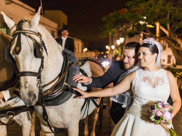 La boda de Jorge y Raquel en Telde, Las Palmas 17