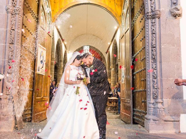 La boda de Jorge y Raquel en Telde, Las Palmas 18