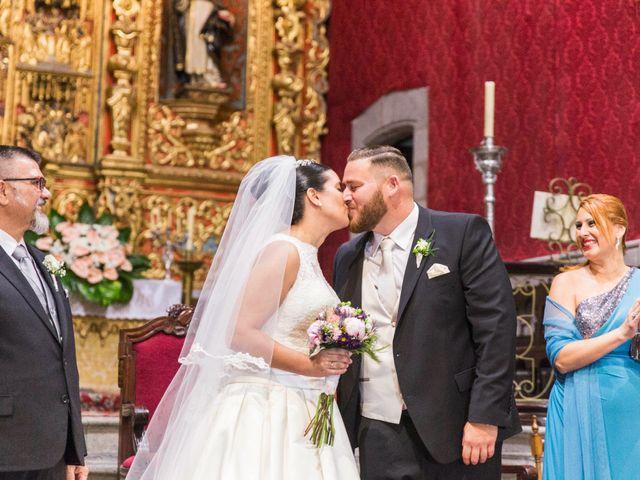 La boda de Jorge y Raquel en Telde, Las Palmas 19