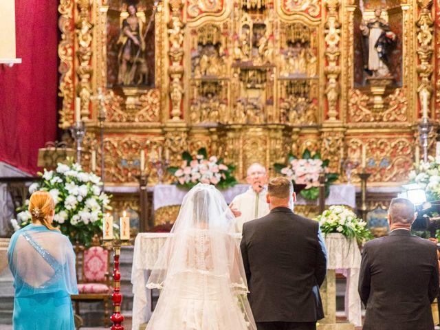 La boda de Jorge y Raquel en Telde, Las Palmas 20