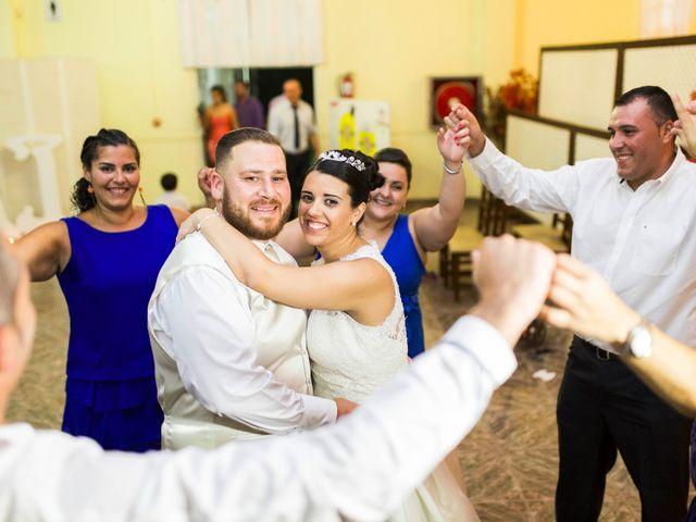 La boda de Jorge y Raquel en Telde, Las Palmas 22