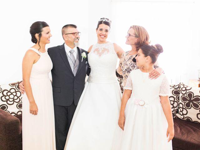 La boda de Jorge y Raquel en Telde, Las Palmas 25