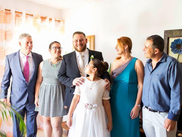 La boda de Jorge y Raquel en Telde, Las Palmas 26
