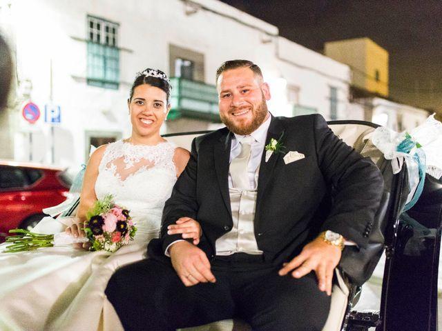 La boda de Jorge y Raquel en Telde, Las Palmas 27