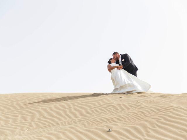 La boda de Jorge y Raquel en Telde, Las Palmas 28