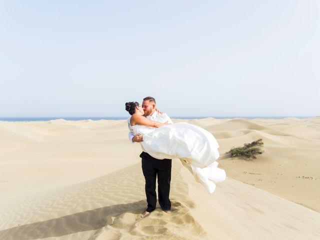 La boda de Jorge y Raquel en Telde, Las Palmas 29