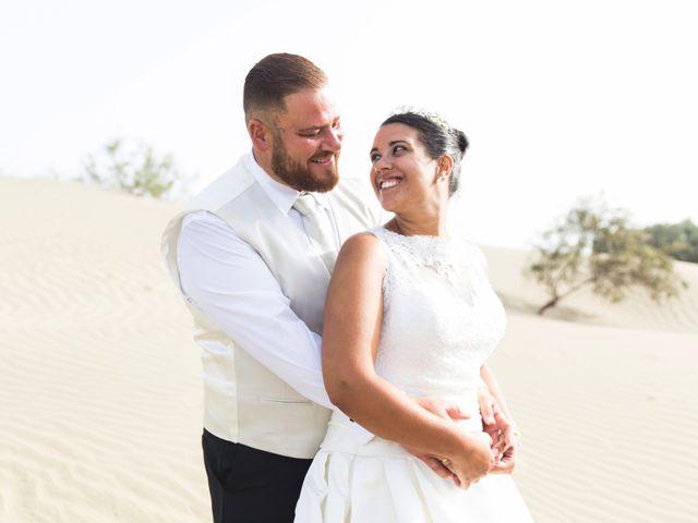 La boda de Jorge y Raquel en Telde, Las Palmas 31