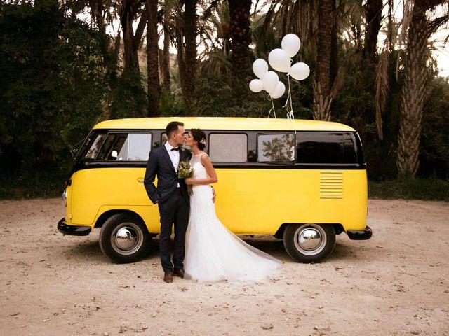 La boda de Diego y Sandra en Murcia, Murcia 1