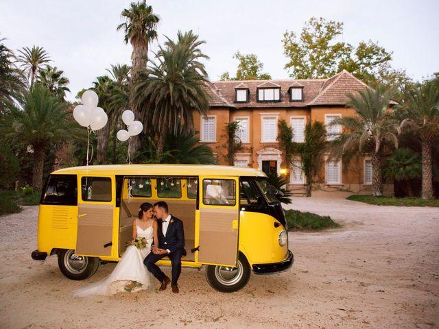 La boda de Diego y Sandra en Murcia, Murcia 2