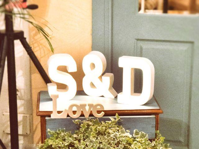 La boda de Diego y Sandra en Murcia, Murcia 15