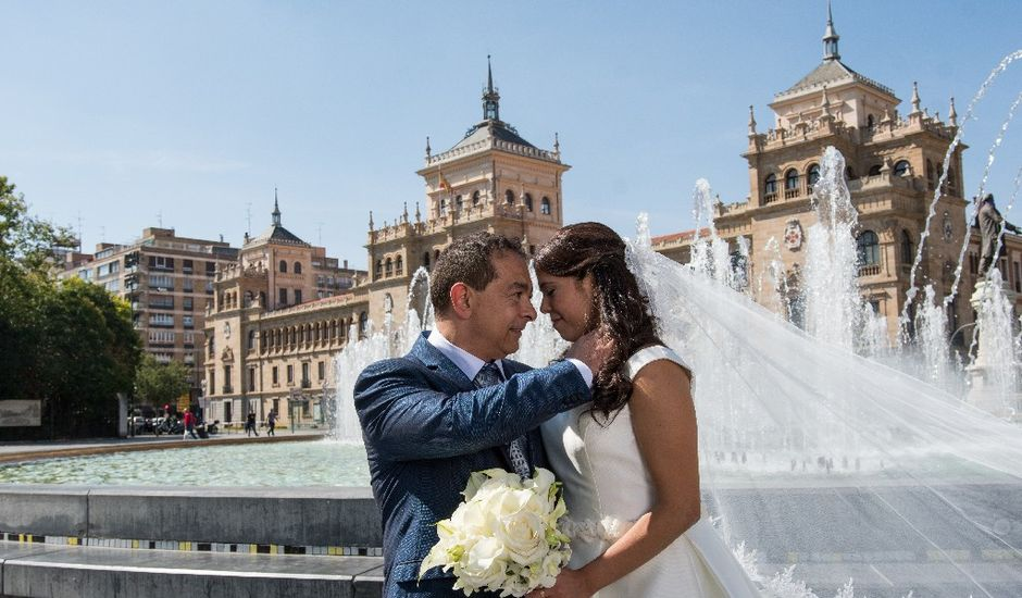 La boda de Javier  y Patricia  en Valladolid, Valladolid
