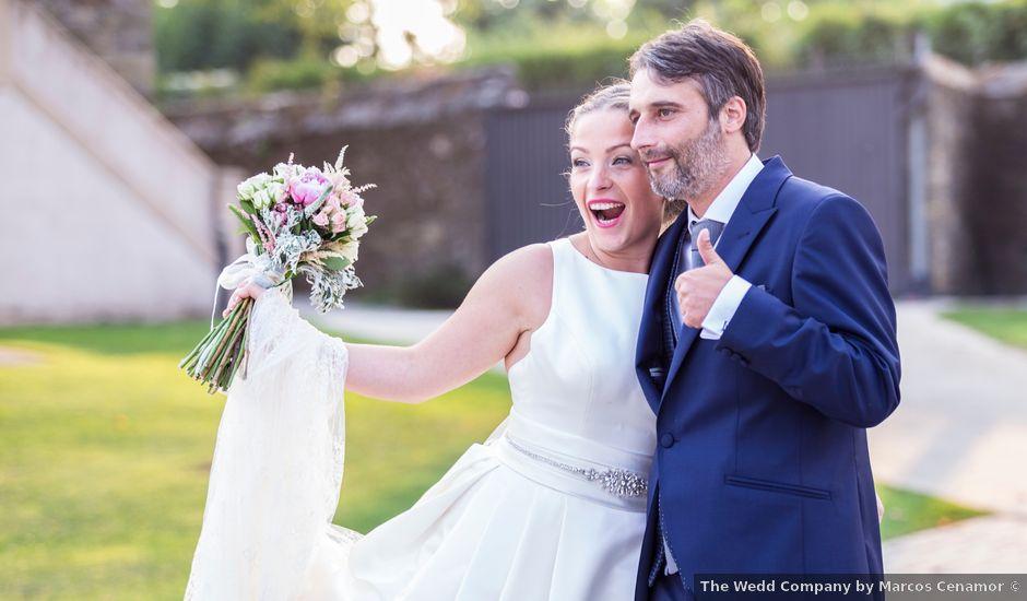 La boda de Bernardo y Marie en Cambre, A Coruña