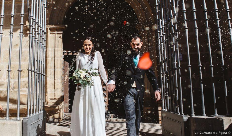 La boda de Diego y Ana en Villacarrillo, Jaén