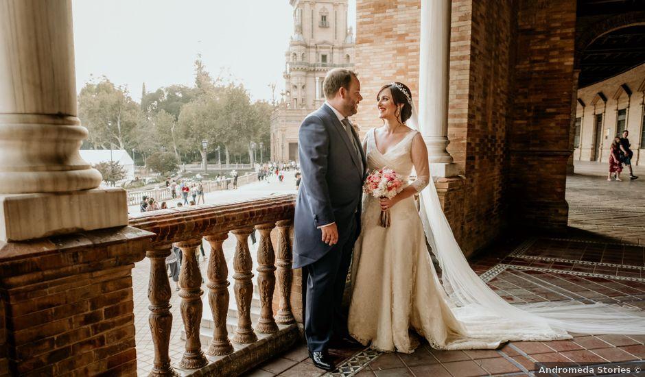 La boda de Christian y Natalia en Sevilla, Sevilla
