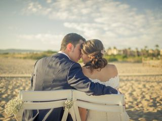 La boda de Lucia y Fernando