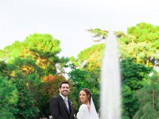 La boda de Mónica  y Carlos  1