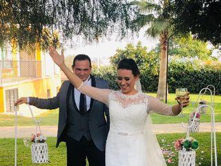 La boda de Marisa  y Sergio 1