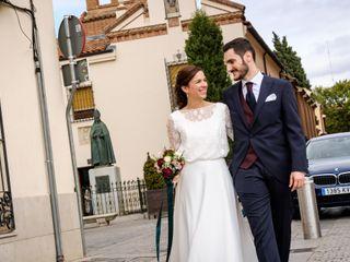 La boda de Adela y Santi