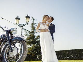 La boda de Albert y Marta