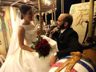 La boda de Marina y José Juan