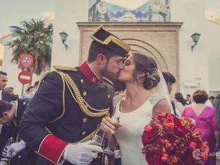 La boda de Aixa y Fran