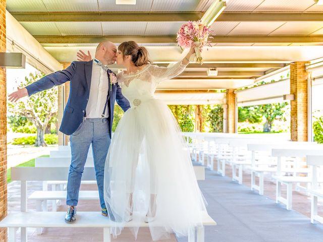 La boda de Jaime y Alicia en Paiporta, Valencia 77
