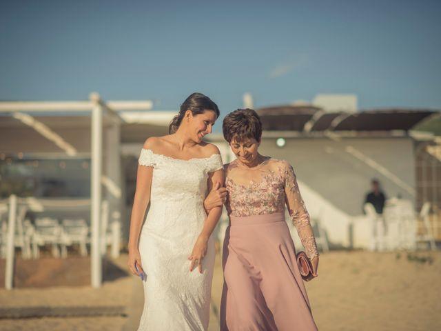 La boda de Fernando y Lucia en Zahara De Los Atunes, Cádiz 11