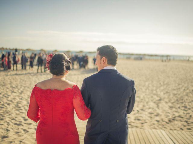 La boda de Fernando y Lucia en Zahara De Los Atunes, Cádiz 12