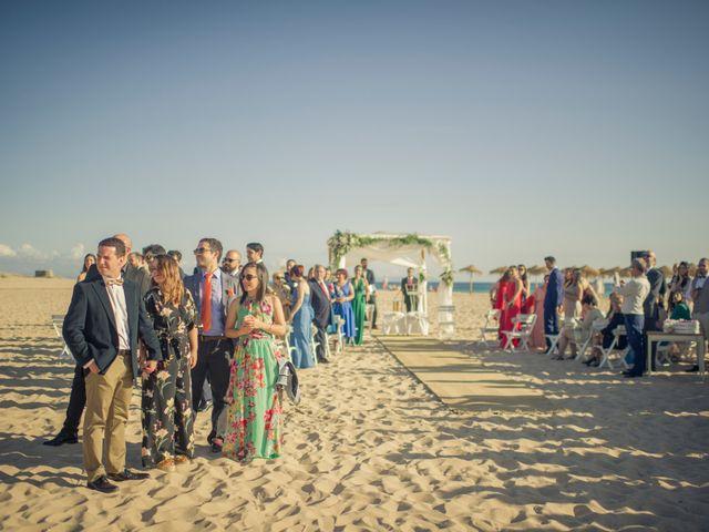 La boda de Fernando y Lucia en Zahara De Los Atunes, Cádiz 13