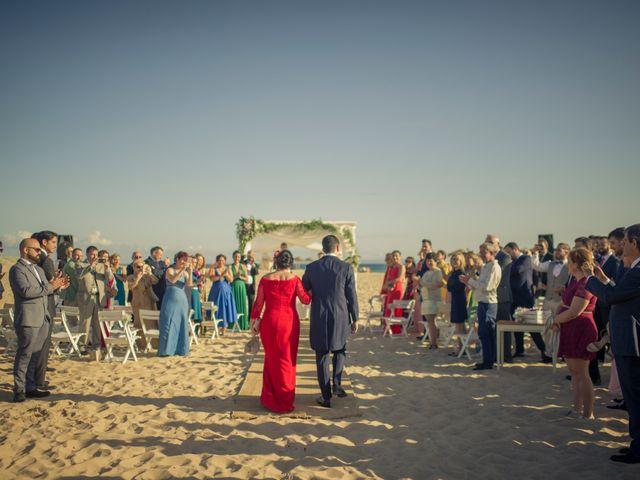 La boda de Fernando y Lucia en Zahara De Los Atunes, Cádiz 14