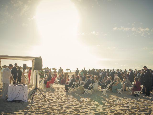 La boda de Fernando y Lucia en Zahara De Los Atunes, Cádiz 16