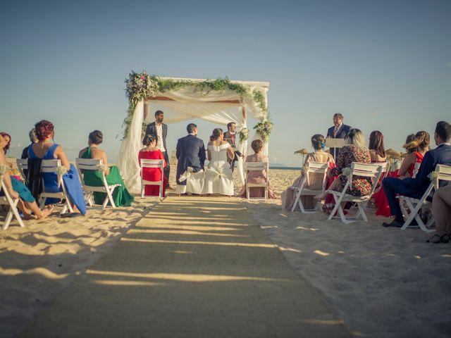 La boda de Fernando y Lucia en Zahara De Los Atunes, Cádiz 17