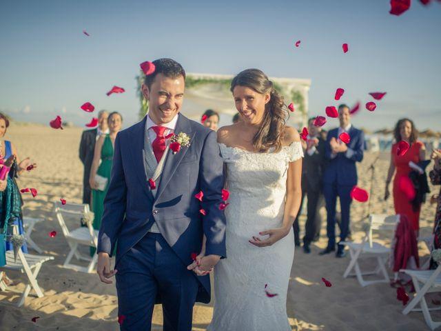 La boda de Fernando y Lucia en Zahara De Los Atunes, Cádiz 18