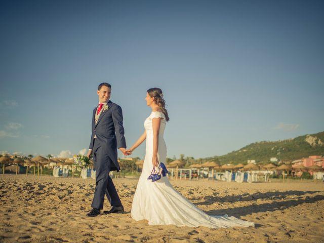 La boda de Fernando y Lucia en Zahara De Los Atunes, Cádiz 23